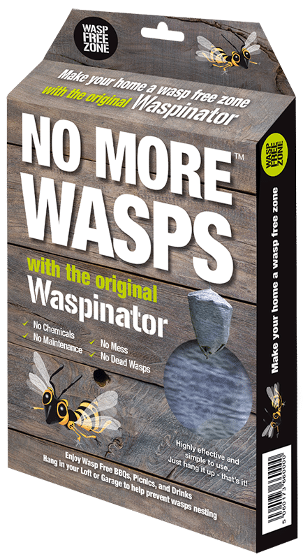 Purchase Waspinator Wasp deterrent from us, the UK manufacturer
