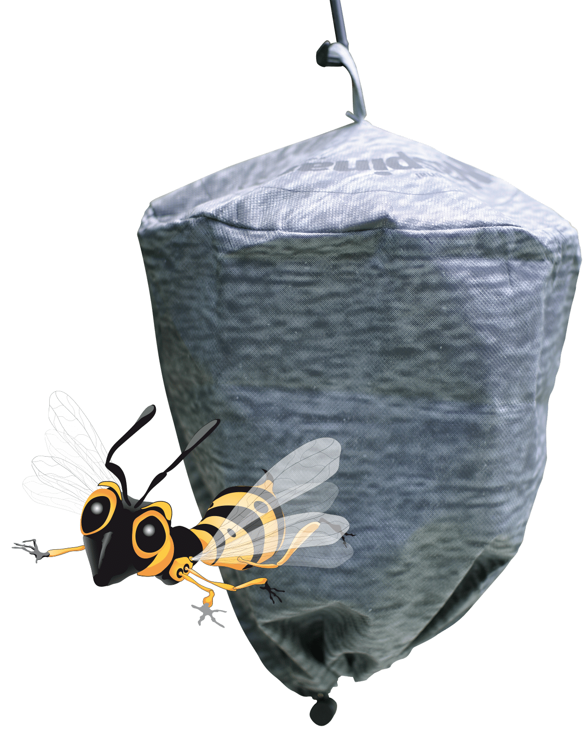 Waspinator is the best selling wasp deterrent in Europe and the US